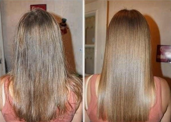 Сколько держится эффект от ламинирования волос