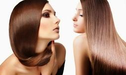 Эта процедура представляет собой нанесение тонкой защищающей волосы пленки