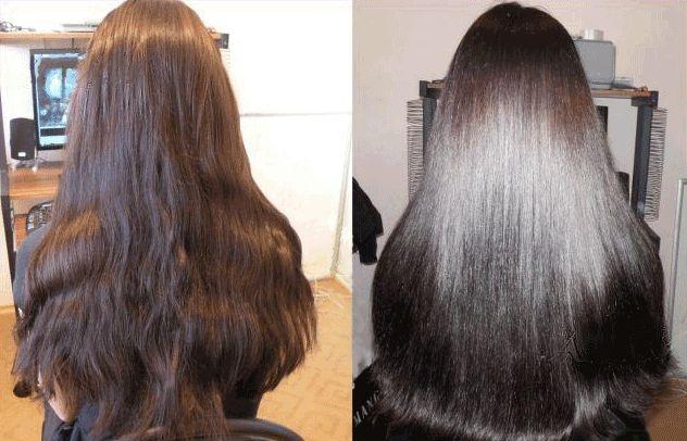 Глазирование волос: отзывы, фото, цена и обзор процедуры
