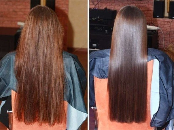 ламинирование волос в домашних условиях отзывы желатином