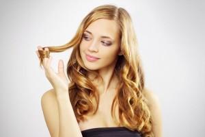 Красивые здровые волосы