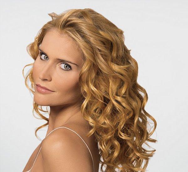 Прически для длинных волос своими руками кудри 153