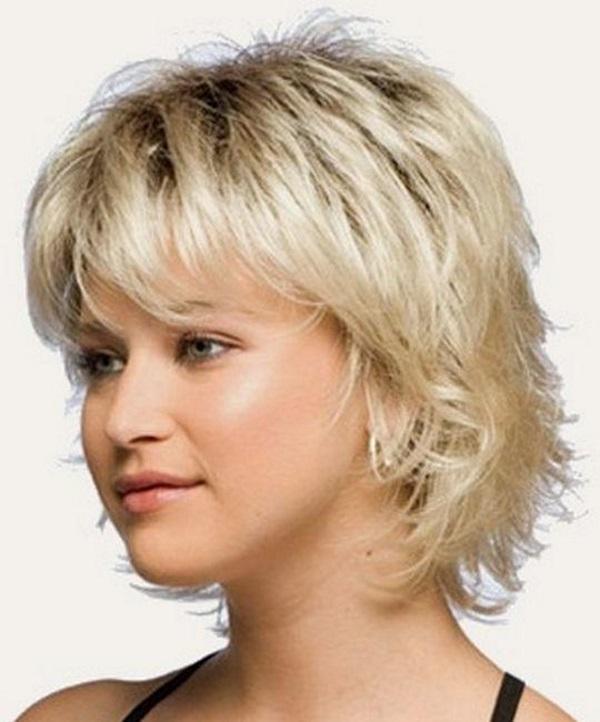 Фото причёсок на средние волосы каскад