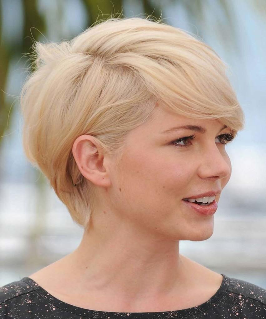 Модные стрижки прически на короткий волос