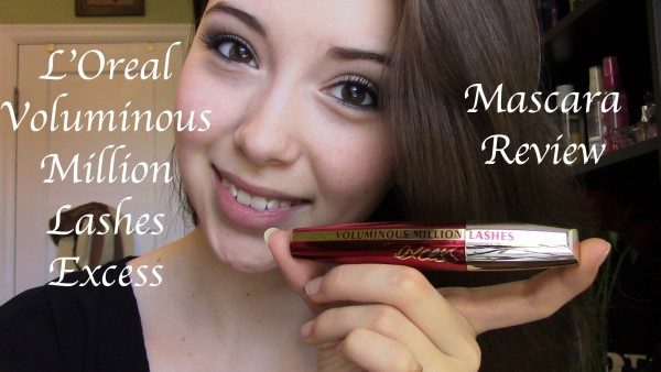 L'Oreal Excess Volume Million Lashes Excess