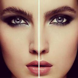 ламинирование бровей фото до и после цена