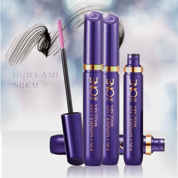«Oriflame The ONE Wonderlash»